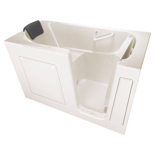 Premium Series 30x60 Air Spa Walk-in Tub, Right Drain  American Standard - Linen