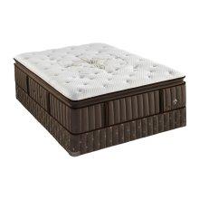Lux Estate Collection - Villa Turin - Euro Pillow Top - Plush - Queen