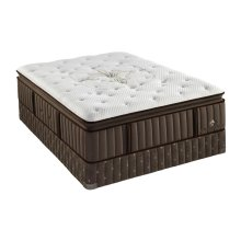 Lux Estate Collection - XE8 - Euro Pillow Top - Plush - Queen