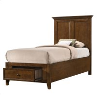 San Mateo Youth Twin Bed Product Image