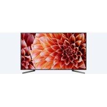 X900F LED  4K Ultra HD  High Dynamic Range (HDR)  Smart TV (Android TV)