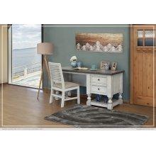 2 Drawer & 1 Shelves Desk
