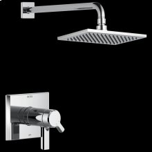Chrome TempAssure ® 17T Series H 2 Okinetic ® Shower Trim