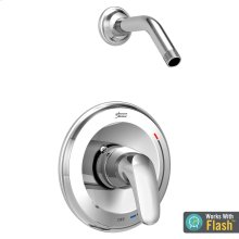 Colony PRO Shower Only Trim with Pressure Balance Cartridge Less Showerhead  American Standard - Polished Chrome