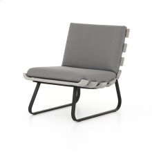 Charcoal Cover Dimitri Outdoor Chair