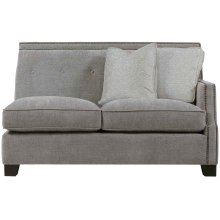 Franco Right Arm Loveseat in Mocha (751)