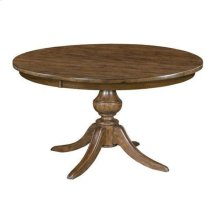 """The Nook 702 54"""" Top And B02 Wood Base-Complete"""