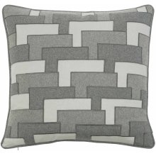 """Luxe Pillows Layered Pocket Square (22"""" x 22"""")"""