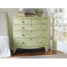 Topsail Bowfront Chest-Large