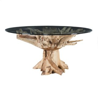 """Willow Dining Table 60"""" Natural"""