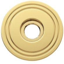 Lifetime Polished Brass 5047 Estate Rose