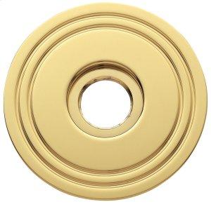 Lifetime Polished Brass 5047 Estate Rose Product Image