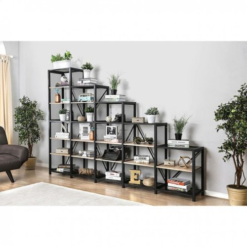 Segovia 5-tier Shelf