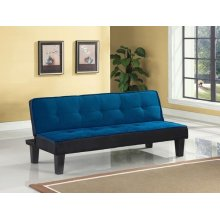 BLUE ADJUSTABLE SOFA