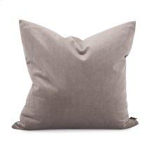 "20"" x 20"" Bella Ash Pillow - Down Fill"