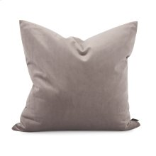 "20"" x 20"" Bella Ash Pillow - Down Fill"