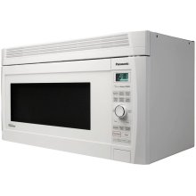 Luxury Full Size 2.2 Cu. Ft. Over-the-Range Microwave Oven with Inverter Technology
