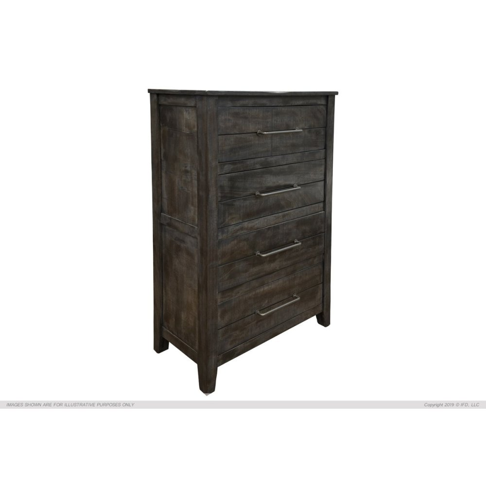 4 Drawer, Chest
