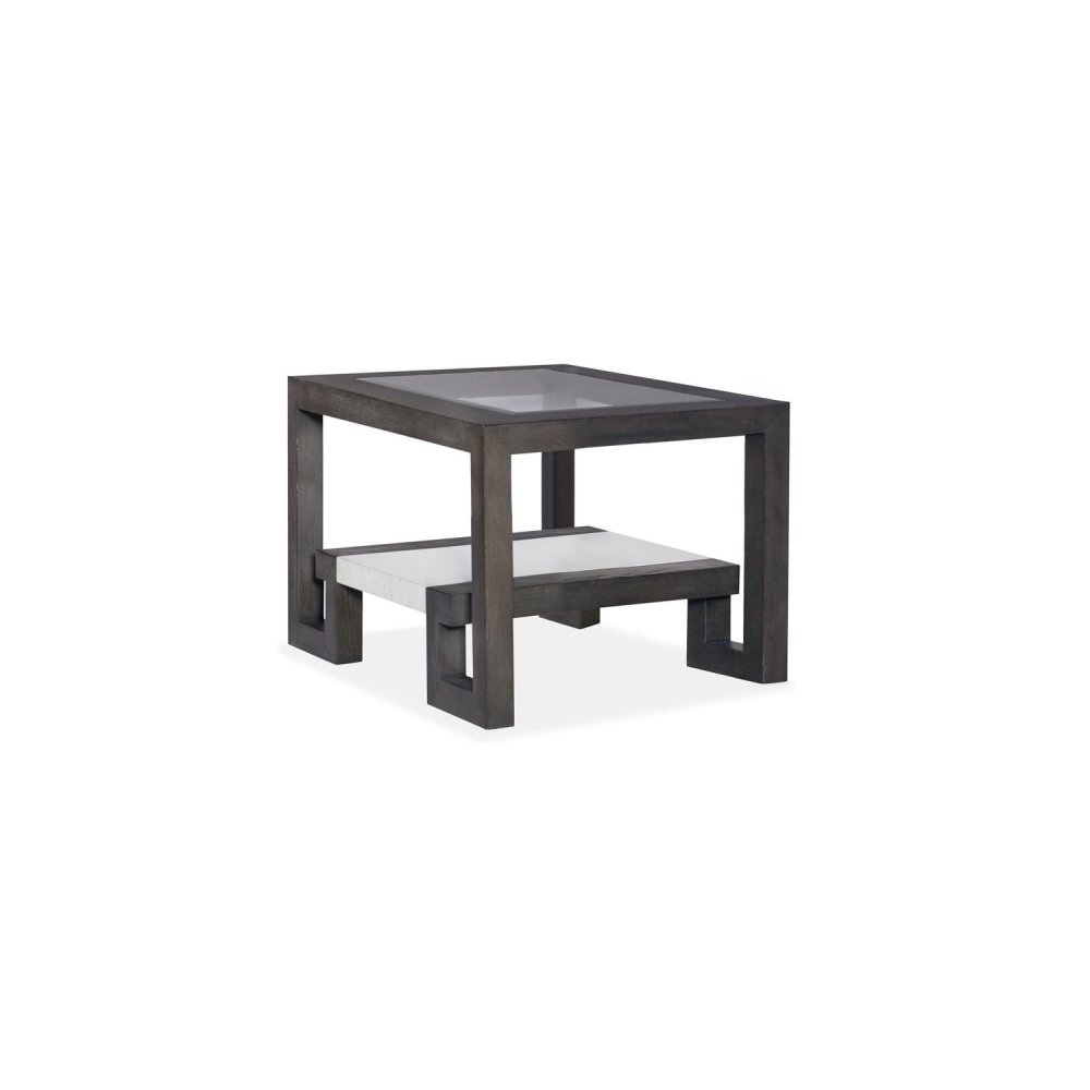 India End Table