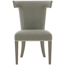 Remy Dining Side Chair in Weathered Greige