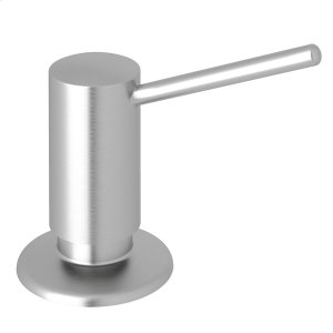 Stainless Steel Dé Lux II Soap/Lotion Dispenser with Metal Lever Product Image