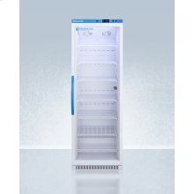 Performance Series Pharma-vac 15 CU.FT. Upright Glass Door All-refrigerator for Vaccine Storage
