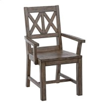 Foundry Wood Arm Chair