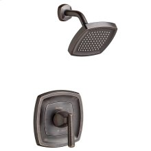 Edgemere Shower Only Trim Kit  2.5 GPM  American Standard - Legacy Bronze