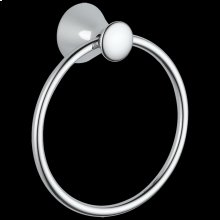 Chrome Towel Ring