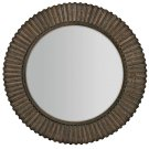 Clarendon Round Mirror in Arabica (377) Product Image
