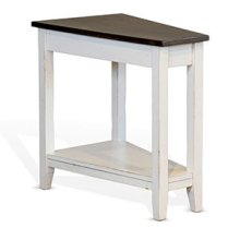 Carriage House Chair Side Table