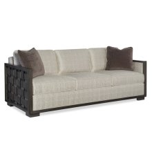 Riveria Basket Weave Sofa