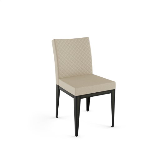 Pedro Chair With Quilted Fabric