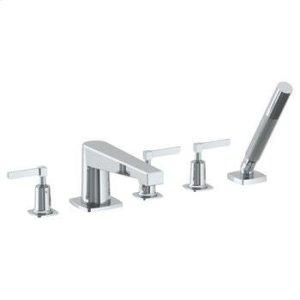 Deck Mounted 5 Hole Bath Set Product Image