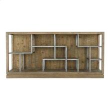 Mayer Horizontal Display Shelf
