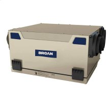 Compact Flex Series High Efficiency Heat Recovery Ventilator, 115 CFM at 0.4 in. w.g.