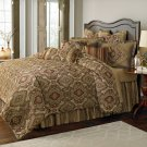 12 pc Queen Comforter Set Lichen Product Image
