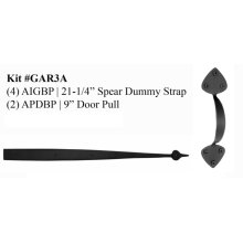 SPEAR DESIGN GARAGE DOOR KIT