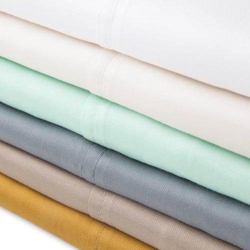 TENCEL® Queen Pillowcase Ivory