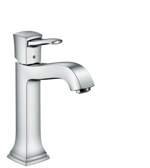 Chrome Single-Hole Faucet 160 with Pop-Up Drain, 1.2 GPM Product Image