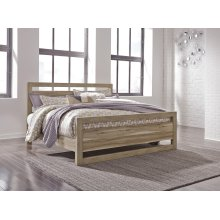 Kianni - Taupe 3 Piece Bed Set (King)