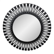 Radiate Mirror Black