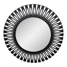 Radiate Mirror Black