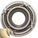 Lifetime Polished Brass 5016 Estate Rose Product Image