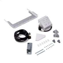 """Electric Accessory With Three Plugs and A Switch for Use In 15"""" H X 18"""" D Cartesian and Profiles Vanities"""
