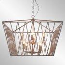 Wyatt Chandelier Large w/Bulb Product Image
