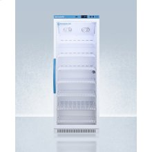 Performance Series Pharma-vac 12 CU.FT. Upright Glass Door All-refrigerator for Vaccine Storage