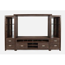"Altamonte 22"" Pier Unit - Brushed Walnut"