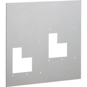 Accessory - Wall Plate (Lo-Hi Bi-Level) for EZ style bi-level models Product Image