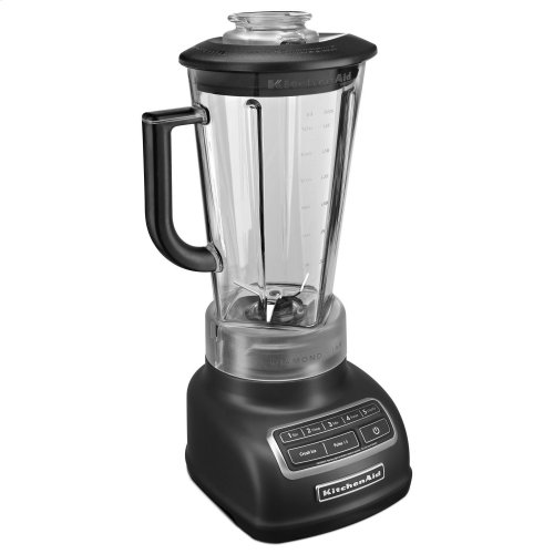 5-Speed Diamond Blender Black Matte